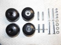Honda Deck Scalp Wheel Set Complete (80mm Wheel)
